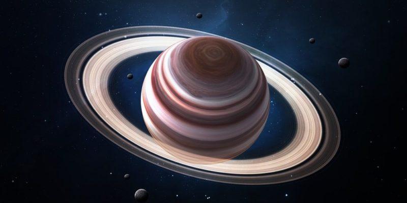 Saturno Retrógrado en Acuario.